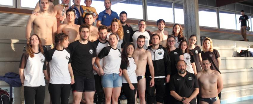 Waterpolo Albacete ¡EL WATERPOLO ALBACETE SIGUE SUMANDO TÍTULOS!